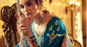 Alisa-Present-Sahir-Satin-Georgette-Embroidery-Suits-Collection-13