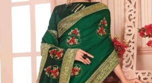 Tamanna-By-Kalista-Charming-Look-New-Design-Vichitra-Silk-Saree-Wholesaler-In-India-9